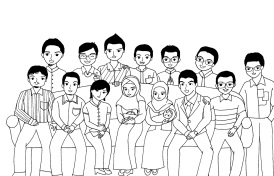 Karikatur ARJ
