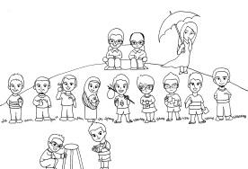 Karikatur JSO